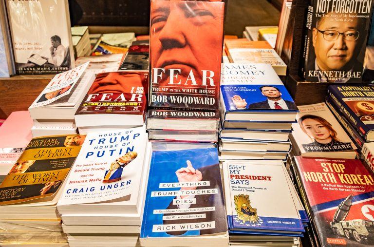 Bøker om Trump