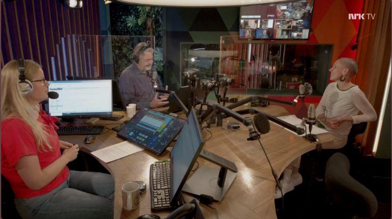 Studio 2 intervju